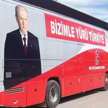 Satılık Seçim Otobüsü Nasıl Bulunur?