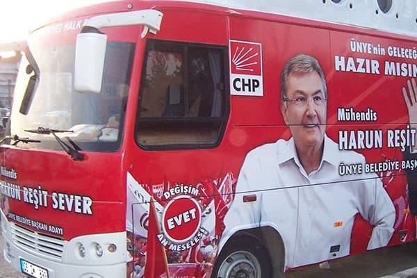 Seçim Otobüsü Kiralama Nasıl Olur