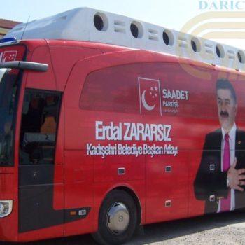 Seçim Otobüsü Ses Sitemleri Hakkında