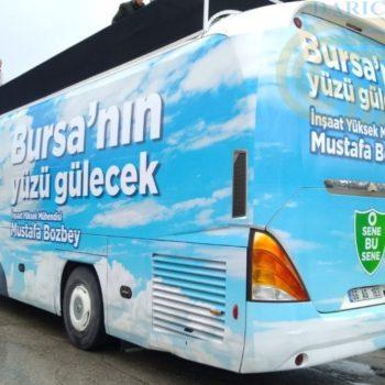 Bursa CHP otobus 2019