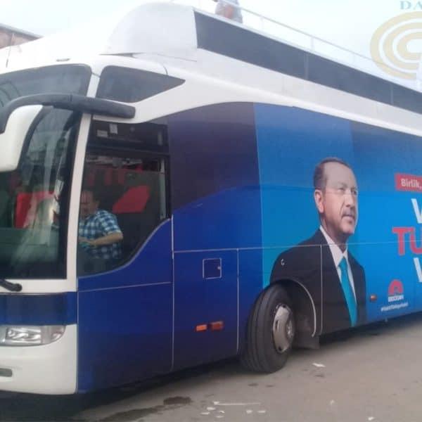 AKP Secim aracı